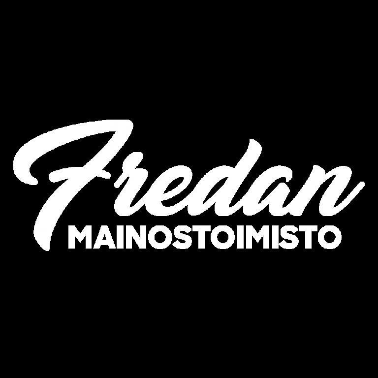 Fredan mainos